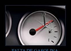 Enlace a FALTA DE GASOLINA
