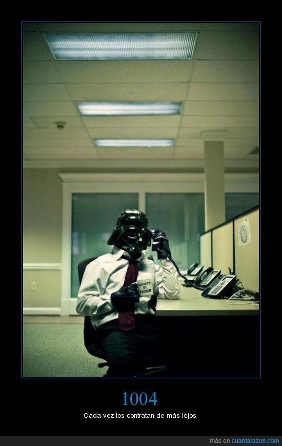 crisis,darth vader,telefonista