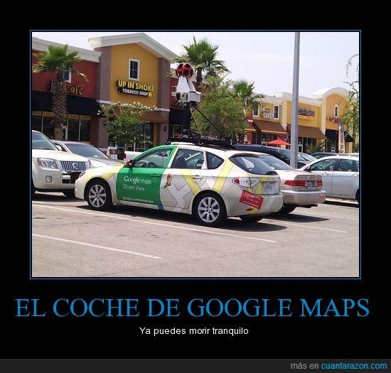 coche,fotos,google,maps