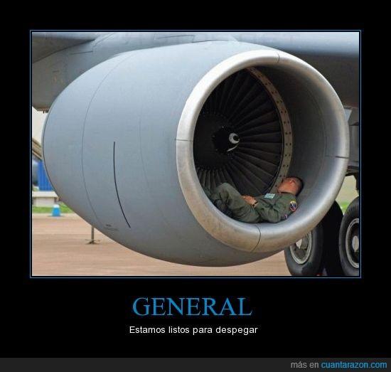 avion,general,lol,sargento,turbina,wtf