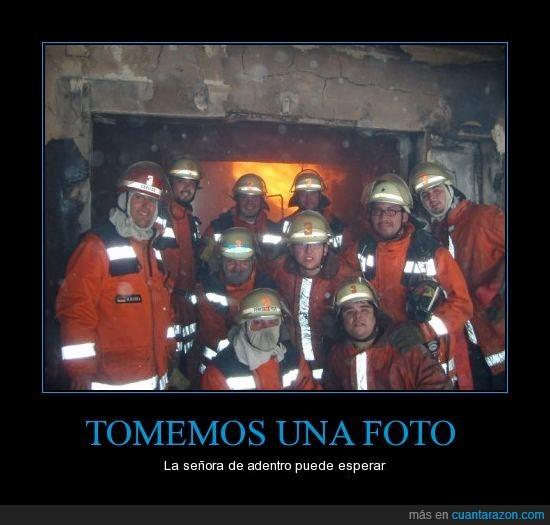 bomberos,casa,fuego,incendio,quemado,señora