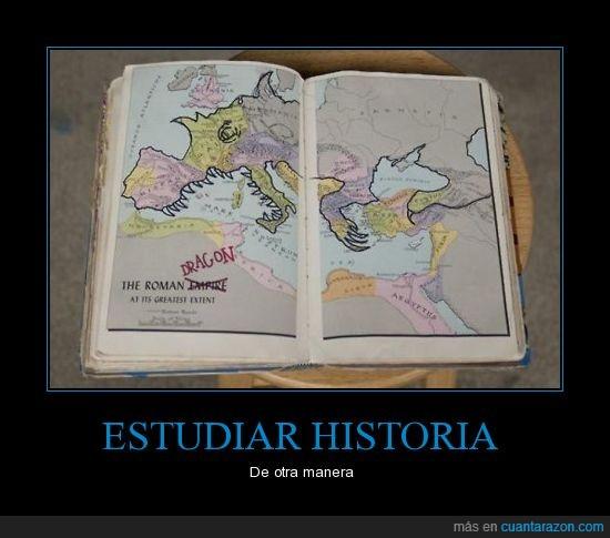 dibujo,dragón,europa,historia,imperio,libro,mapa,roma,romano