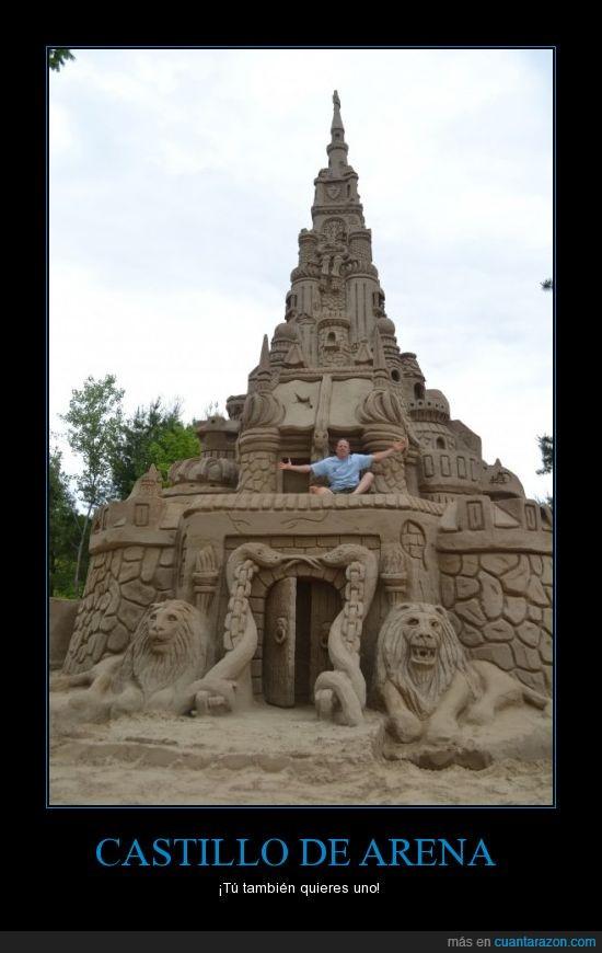 arena,castillo,cupula,grande,leones,más,mundo,serpientes