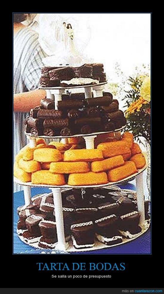 boda,chocolate,crisis,pastel,tarta,twinkies
