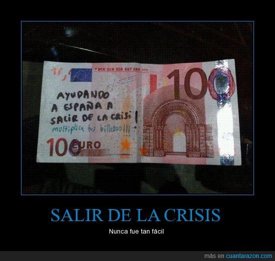 10,100 euros,billete,de pobre a rico,españa,multiplica tus billetes,rico