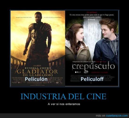 crepusculo,gladiator,películas,peliculoff,peliculón,twilight