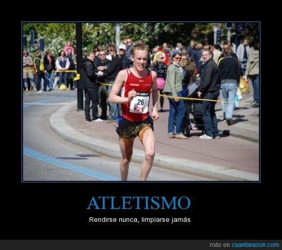 atleta,caca,cagado,correr,maraton,rendirse
