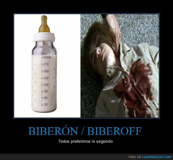 biberoff,biberon,csi,justin bieber,muerto