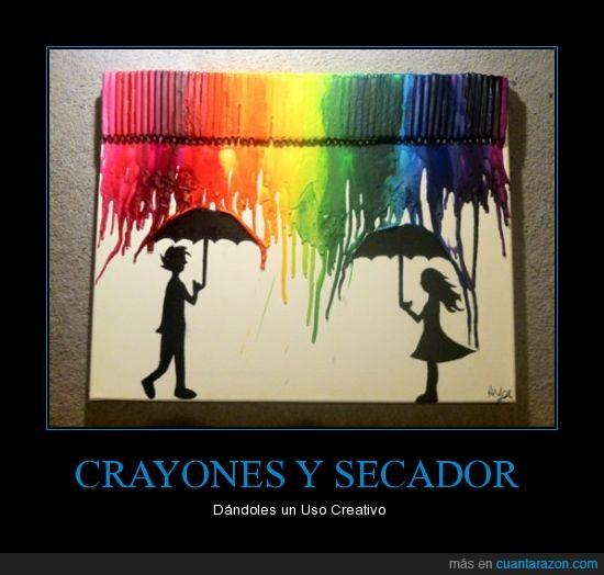 Arte,Colores,Crayones,Eso no me sale