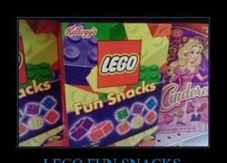 Enlace a LEGO FUN SNACKS