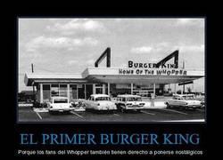 Enlace a EL PRIMER BURGER KING