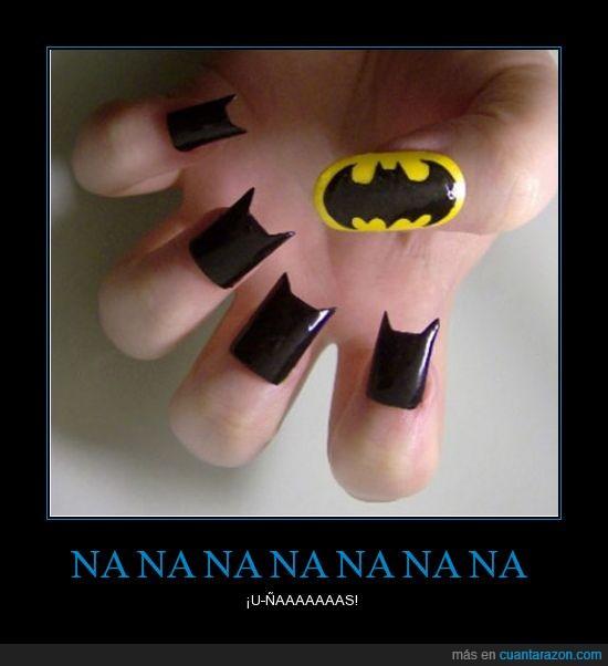 batman,batsign,mano,muy prácticas cuando cagas,na,negro,uñas