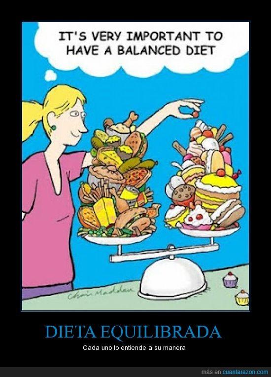 comida,dieta,dulces,equilibrio,sano