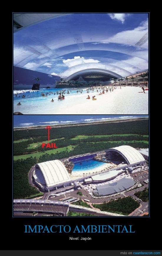 fail,japón,lejos,medio ambiente,piscina,playa,real