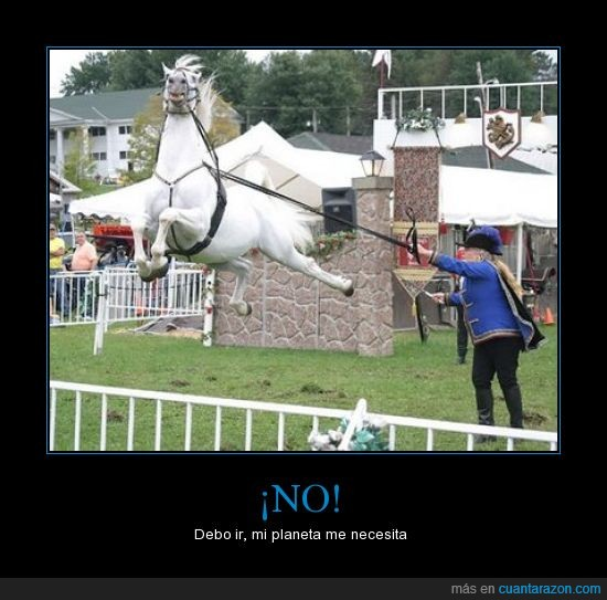 blanco,caballo,planeta,regreso,volar