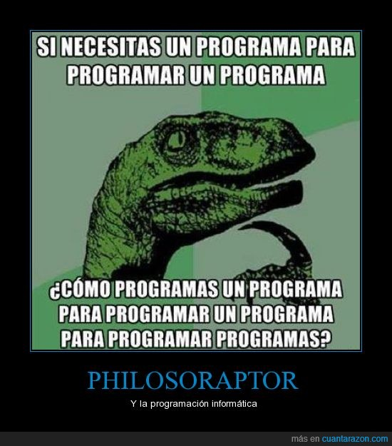 computación,filosoraptor,philosoraptor,programa,programación
