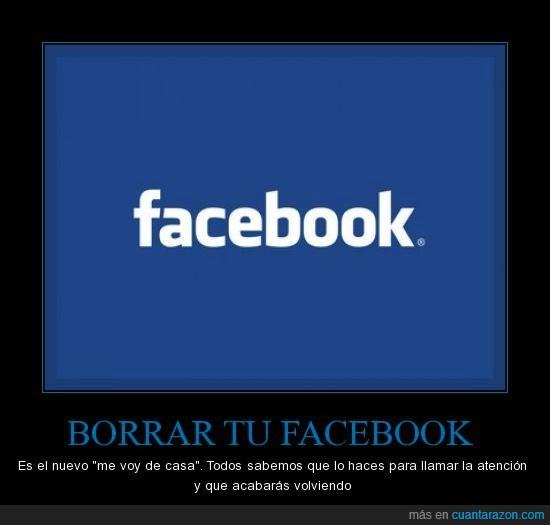 attention whore,facebook,me voy de casa,salir