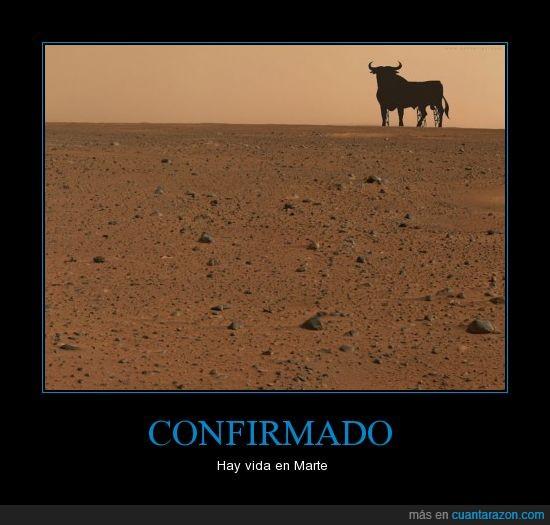 alien,españa,marte,osborne,toro,vida