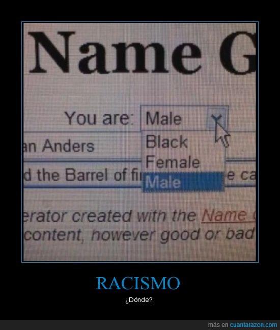 black,female,male,Racismo,web