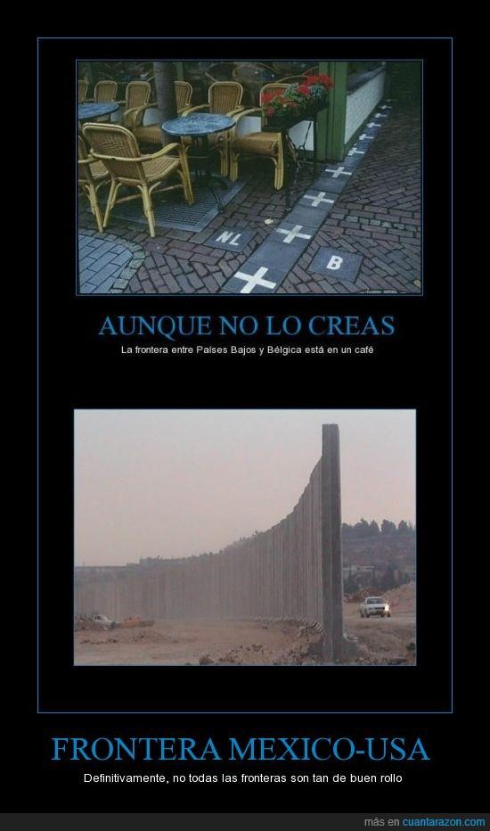 eeuu,estados unidos,frontera,mexico,muro,pared