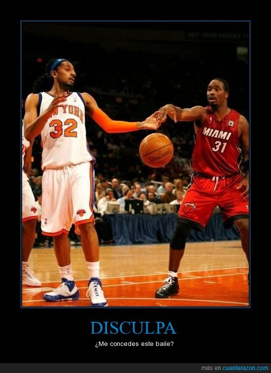 Baile,jugador,Miami,NBA,new york,NY