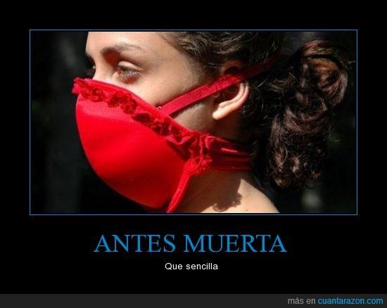 aire,boca,gas,máscara,rojo