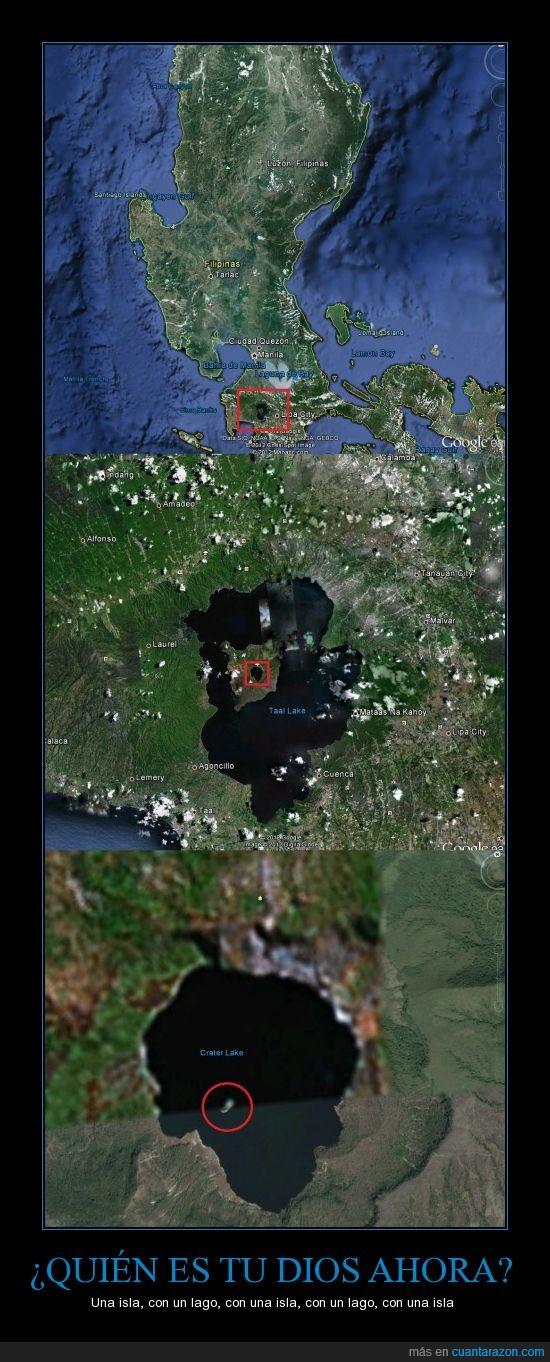 filipinas,fractal,isla,lago