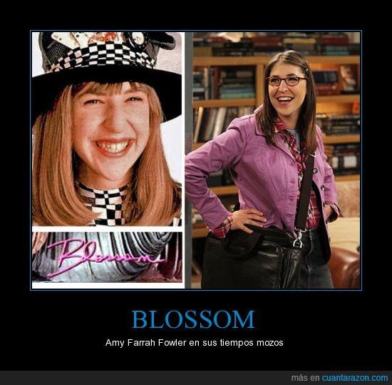 amy,Bialik,big bang,blossom,farrah,fowler,Mayim