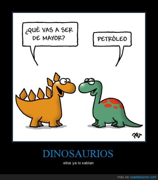 dinosaurios,extinción,mayor,petroleo