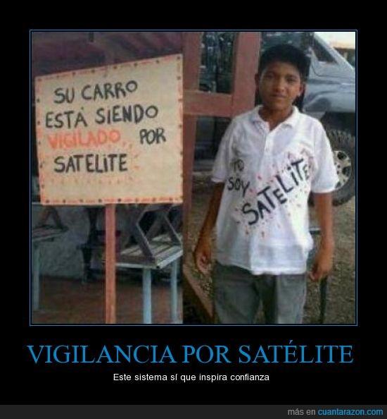 coche,robo,satelite,seguridad,Vigilancia,vigilar
