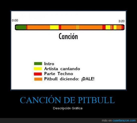 canción,descripción gráfica,pitbull
