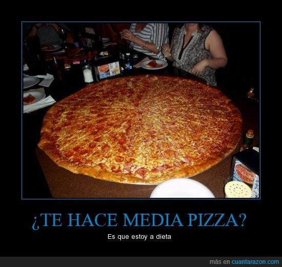 buena,gigante,hambre,jamón,pizza,queso