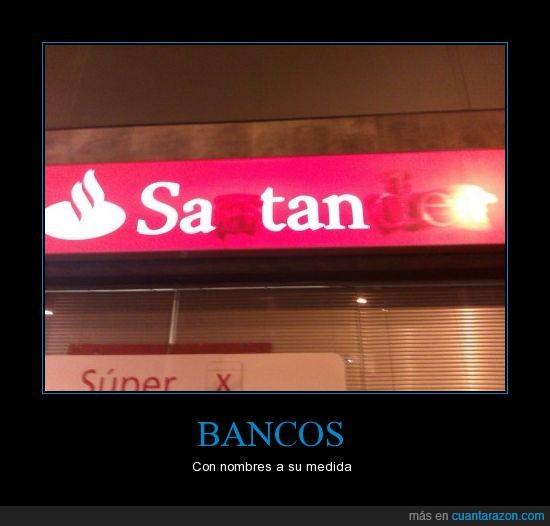 Banco,crisis,dinero,satan