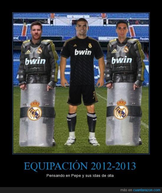 Arbeloa,Pepe,Real Madrid,temporada 2012-2013,Xavi Alonso
