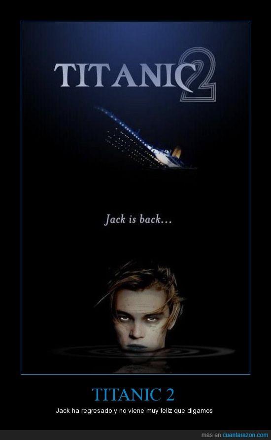 barco,hundirse,jack,película,segunda parte,titanic
