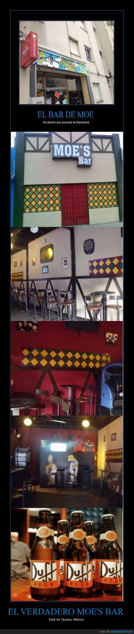 Bar,Mexico,Moes,Simpsons,Tijuana