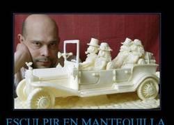 Enlace a ESCULPIR EN MANTEQUILLA