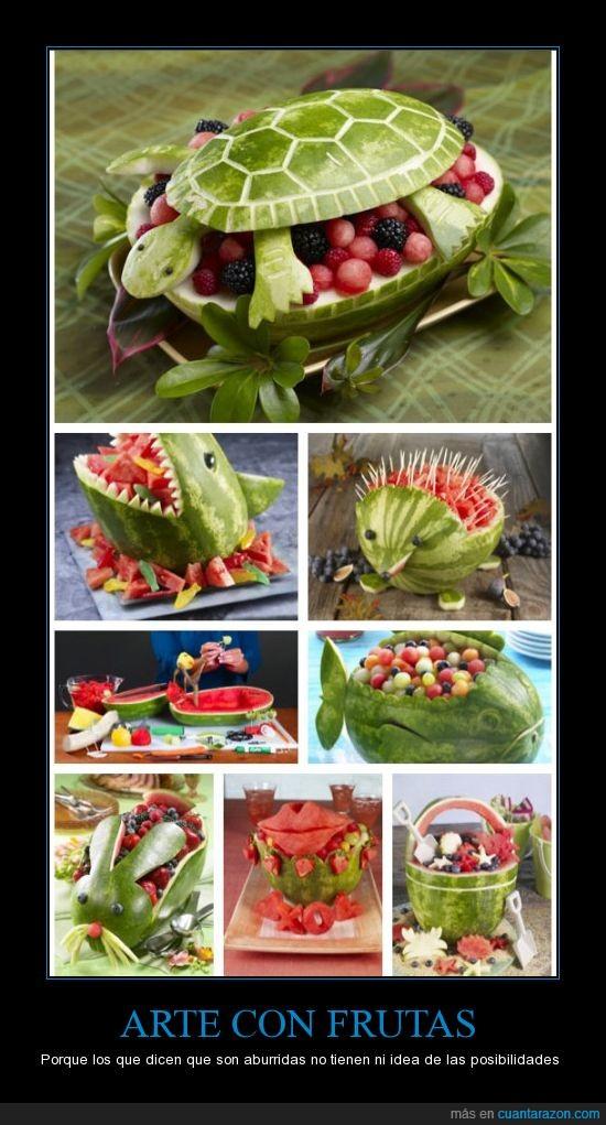 animal,erizo,fresa,fruta,sandia