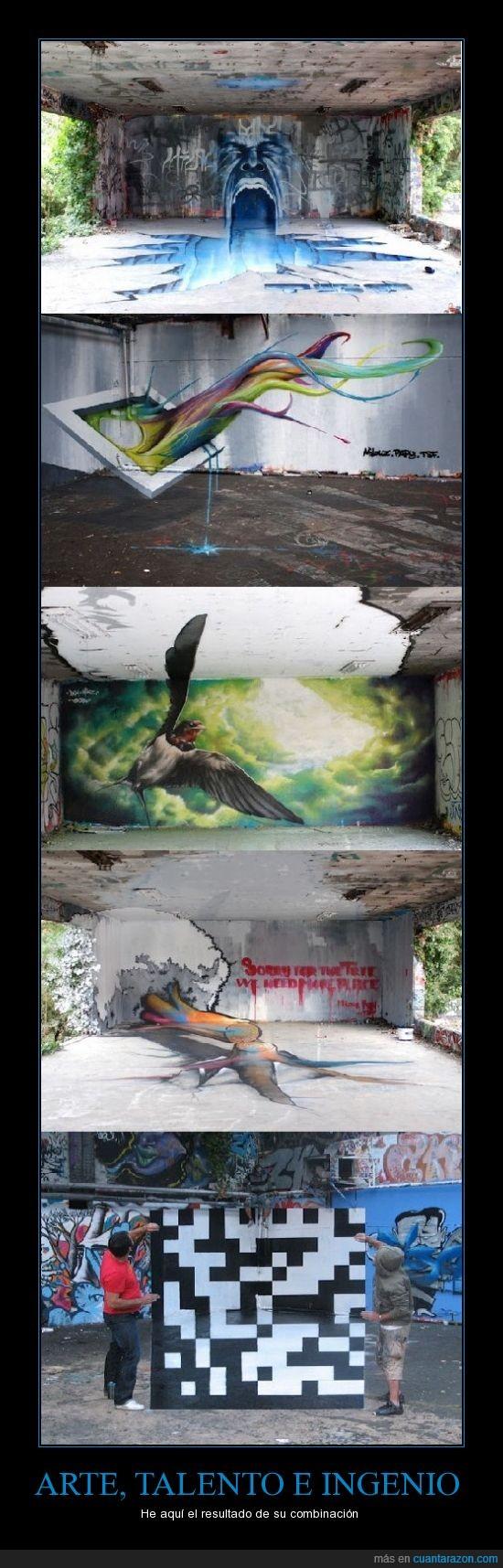arte,arte callejero,graffitis