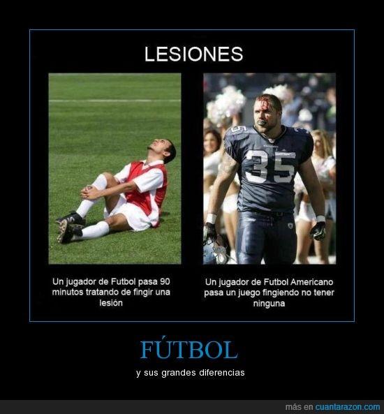 americano,futbol,lesion,sangre,vaya tollinas