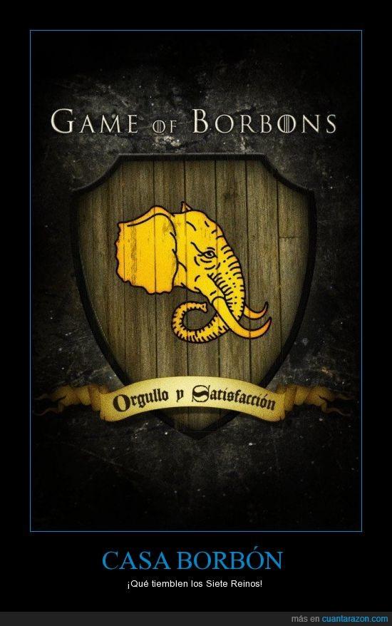 casa,elefante,escudo,game of thrones,juego de tronos,real