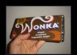 Enlace a CHOCOLATE WONKA