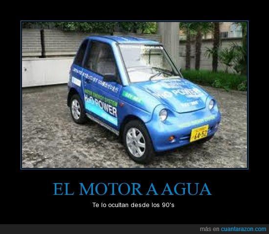 agua,coche,complot,gasolina,motor,petroleras,secreto