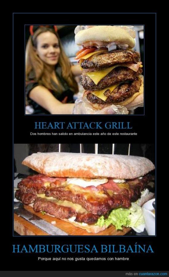 bilbaina,bilbao,comida,gigante,hamburguesa