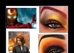 Enlace a MAQUILLAJE AVENGERS