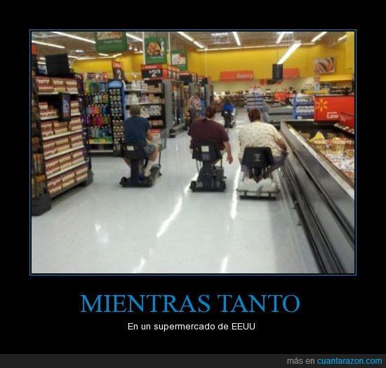 carritos,eeuu,gordos,supermercado,usa