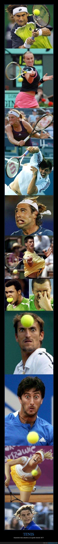 caras,golpes,tenis,tenistas