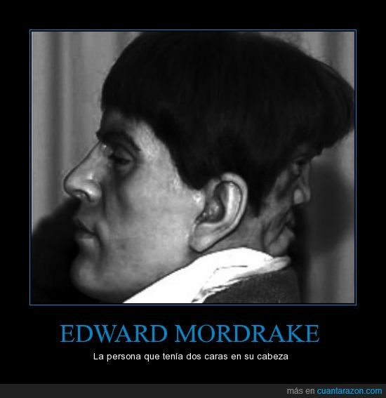 cabeza,caras,dos,edward,mordrake
