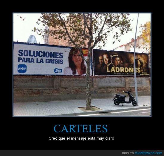 alicia sanchez camacho,barcelona,crisis,partido popular,peliculaLadrones,políticos,pp,soluciones