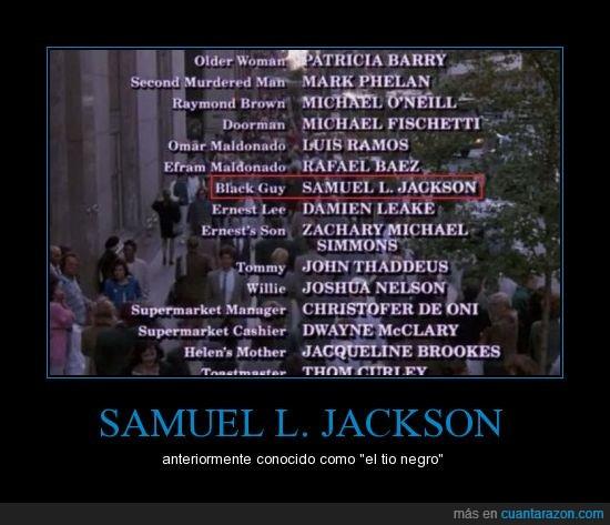 créditos,película,samuel l jackson,tio negro